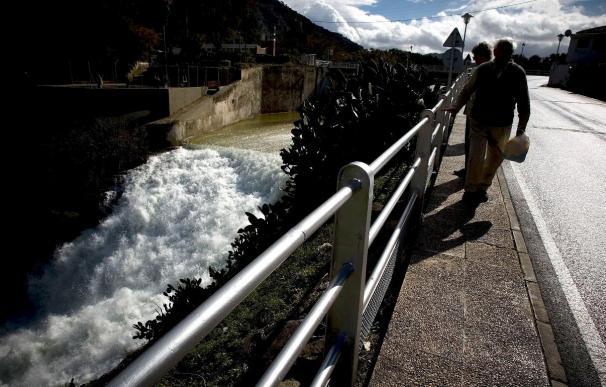 Los embalses ganan 633 hectómetros de agua, hasta el 81% de su capacidad