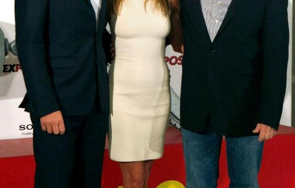 Jennifer Aniston y Gerard Butler venden su divorcio en Madrid