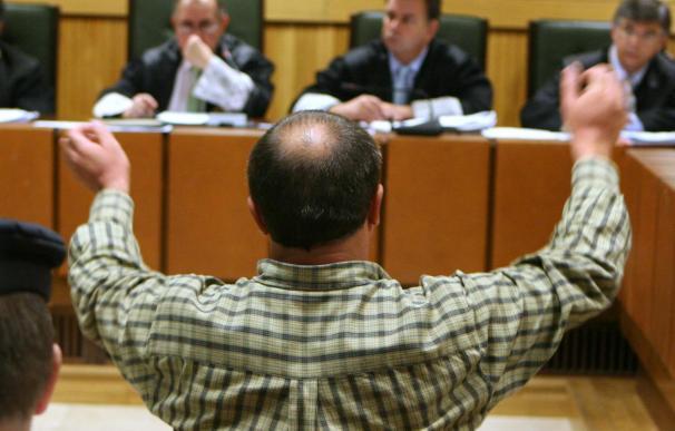 """El etarra Lasarte pide, """"como Sortu y Bildu"""", que ETA se disuelva"""
