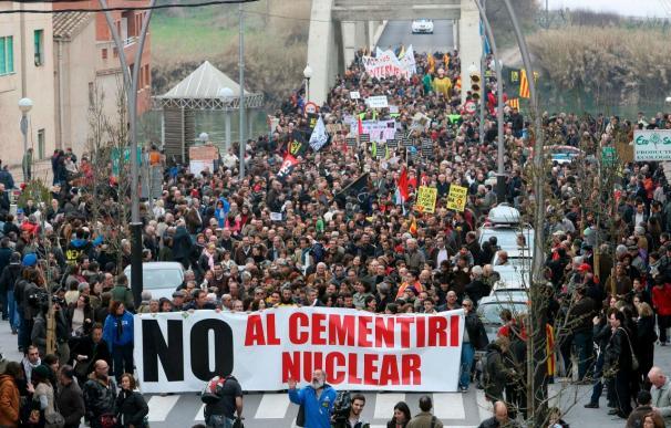 Ecologistas presentan alegaciones y piden al Gobierno que rechace la candidatura de Ascó
