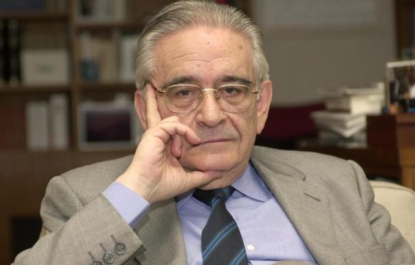 Muere el ex gobernador del Banco de España Luis Ángel Rojo