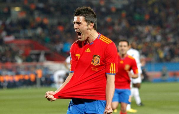 Prensa cubana resalta que España pasó a cuartos gracias a David Villa