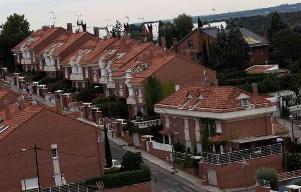El número de hipotecas sobre viviendas cae hasta el 20,2% en marzo