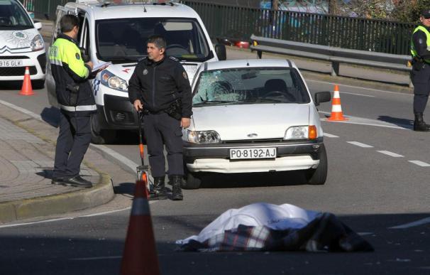 Muere un hombre atropellado en la AP-7 en Burriana