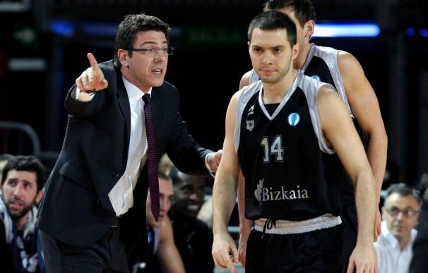 """Katsikaris dice que el partido frente al CEZ Nymburk es """"el más importante de la temporada"""""""