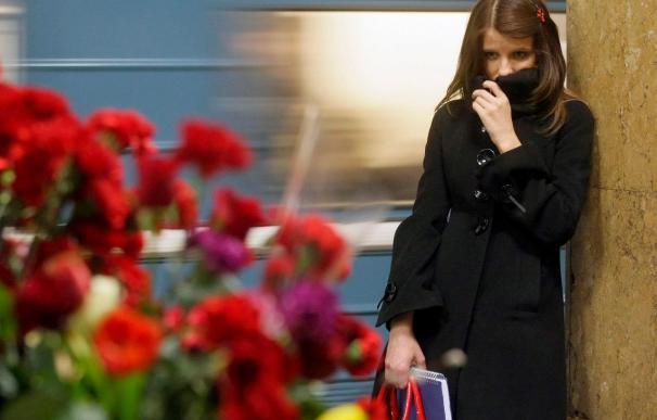 Asciende a 39 el número de muertos por los atentados en el metro de Moscú
