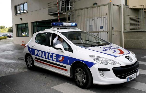 Ocho detenidos en el País Vasco francés por ataques contra el turismo