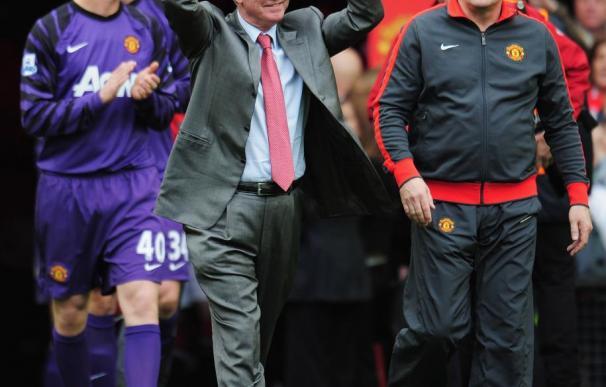 Manchester United v Blackpool - Premier League