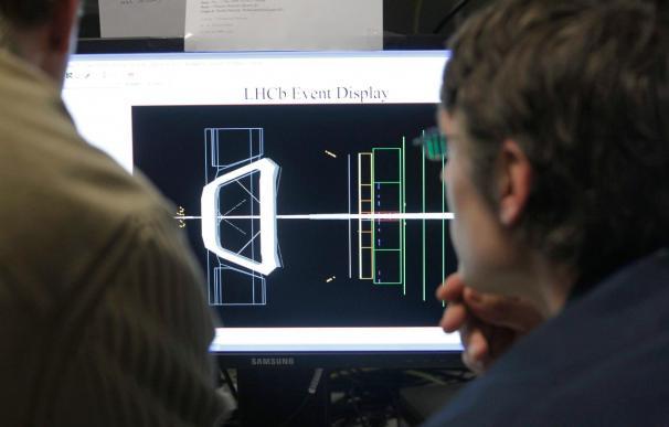 El acelerador del CERN trata de lograr colisiones de protones a alta energía