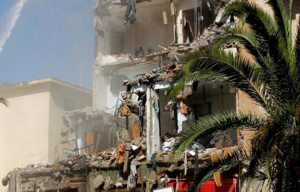 """Confirmados """"graves daños"""" en la estructura de la plaza de toros de Lorca"""