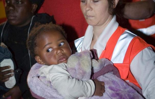 Salvamento Marítimo rescata a 31 ocupantes de dos pateras en el Cabo de Gata
