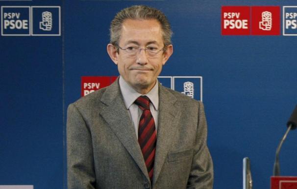 """El PSPV denuncia """"la falta de respeto permanente"""" del Consell al no ir al pleno"""