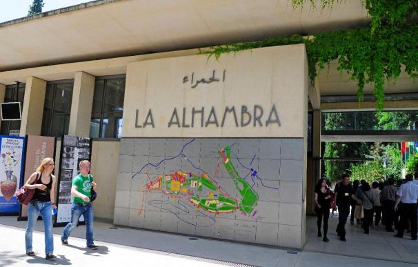La Alhambra reordenará su acceso con un concurso internacional de ideas