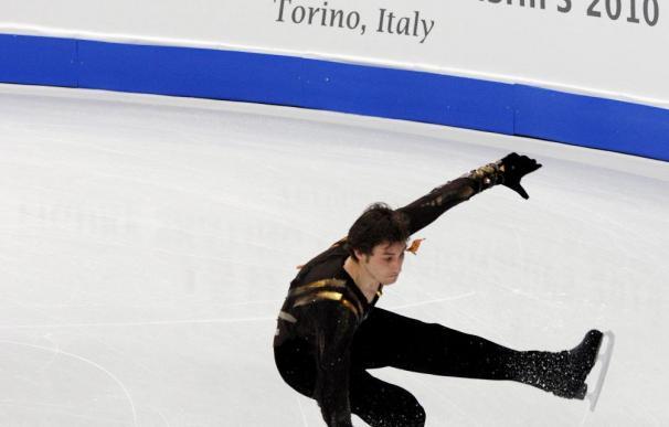 Brillante duodécimo puesto de Javier Fernández; Oro para el japonés Takahashi