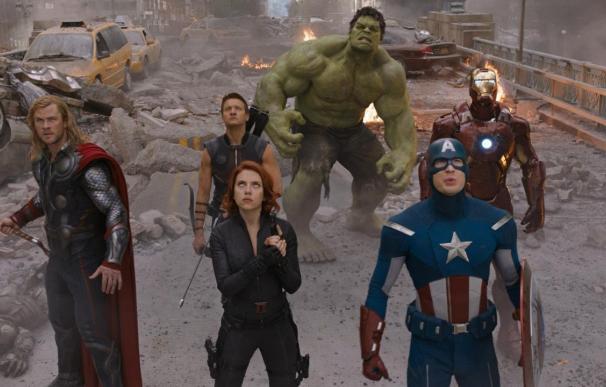 Marvel y sus Vengadores ya son más taquilleros que Harry Potter