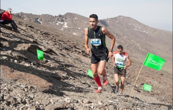 "El Kilómetro Vertical, ""plato fuerte"" del Mountain Festival de Sierra Nevada"