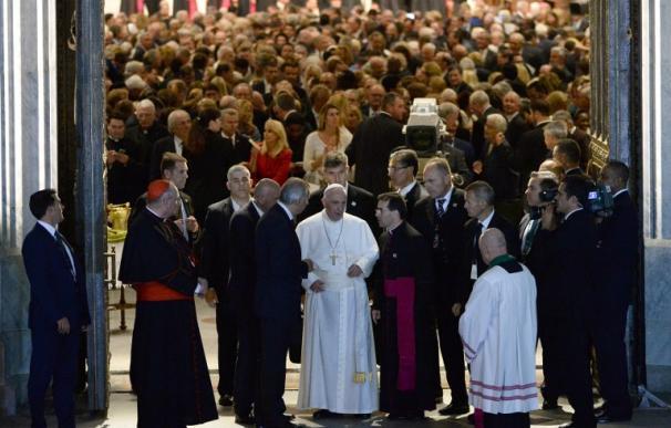 Las mejores imágenes del Papa Francisco en EEUU