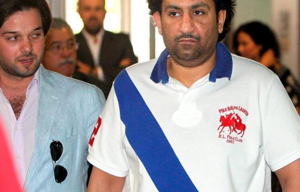 El jeque árabe anuncia la compra del club