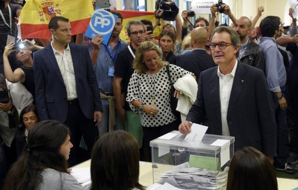 Cataluña decide su futuro