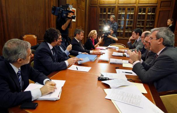 El PP y el PSOE no llegan a un acuerdo pero seguirán negociando hasta el 8 de abril
