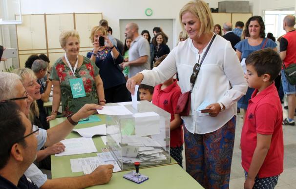 Se está movilizando el voto