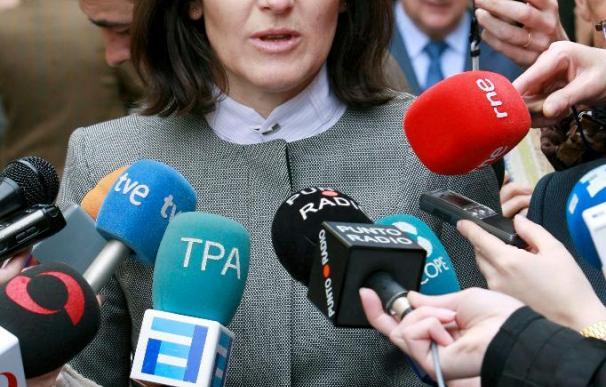 """González-Sinde asegura que la regulación de la propiedad intelectual """"está en orden"""""""