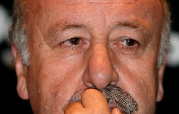 """Del Bosque cree que """"cada día hay menos esnobismo por traer entrenadores extranjeros"""""""