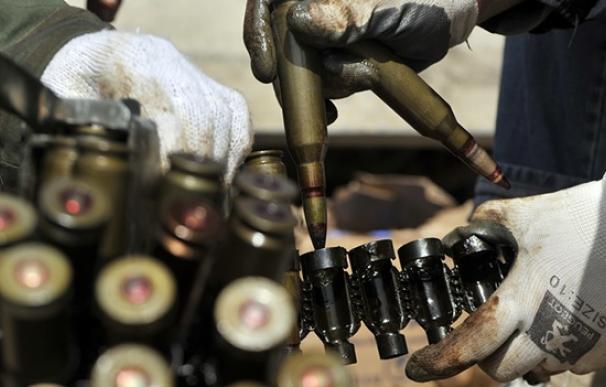 EEUU y Rusia, líderes mundiales en la venta de armas / AFP