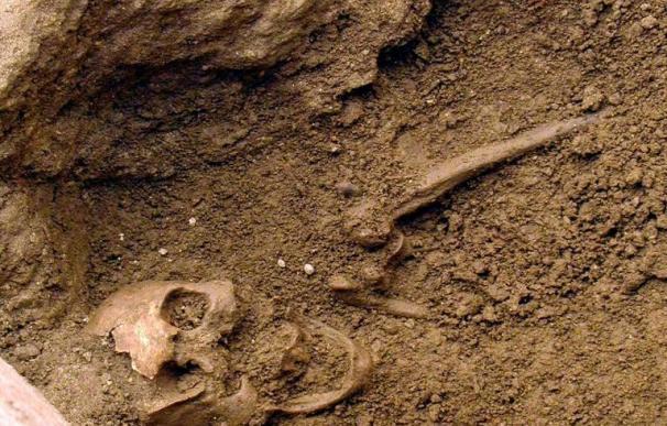 Hallan seis enterramientos de la época almohade en una excavación en Ceuta