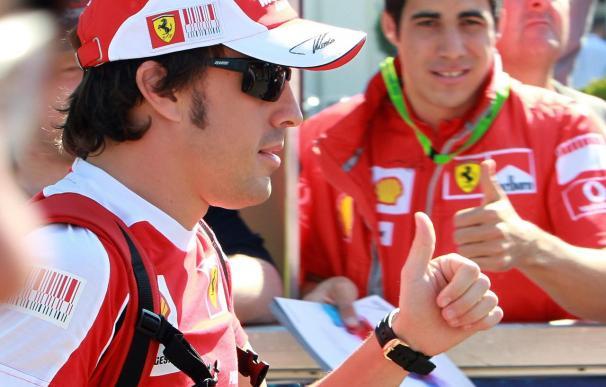 """Alonso asegura que """"lo más importante será la calificación"""""""