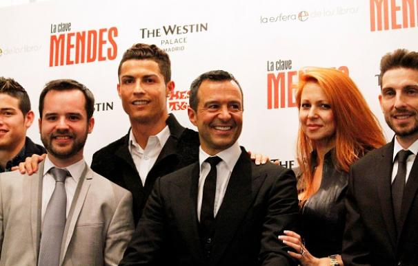Jorge Mendes, el mejor agente del mundo.