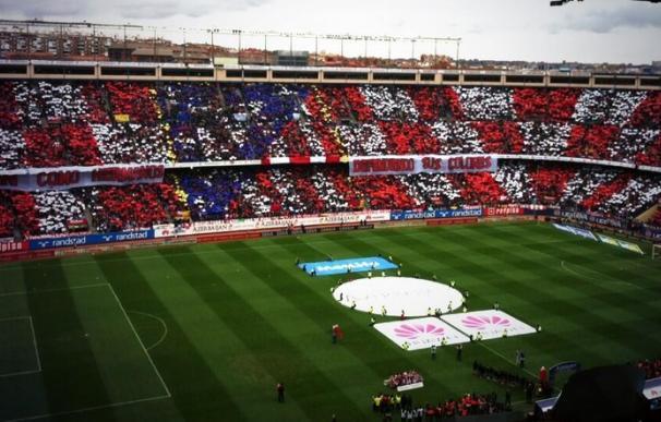 Mosaico en el Calderón