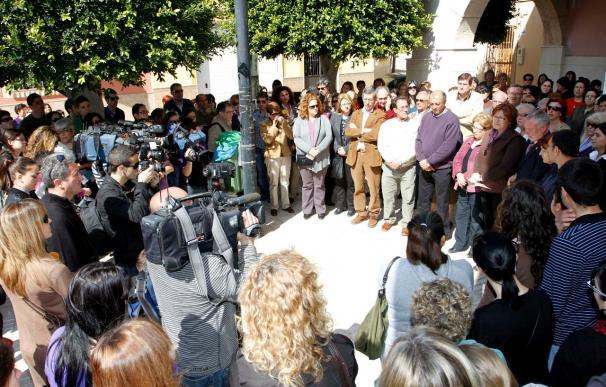 El ayuntamiento de Benahadux decreta tres días de luto por el asesinato de la vecina
