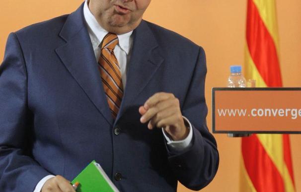 Felip Puig ve posible ganar las elecciones y evitar un pacto entre PSC y PPC