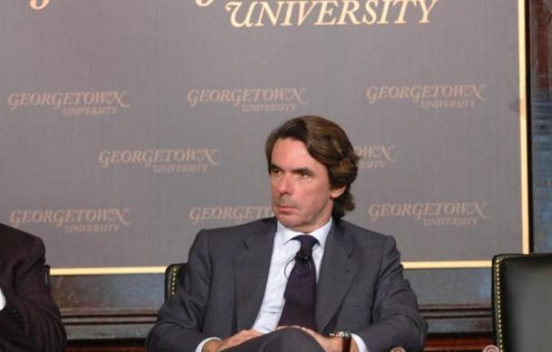 El PP respalda a Aznar y cree que se archivará la causa por la medalla de EEUU