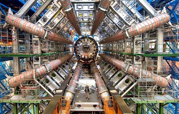 El LHC, preparado para funcionar
