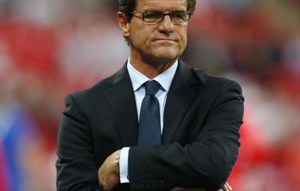 """Capello: """"Firmo ahora mismo una final Italia-Inglaterra"""""""