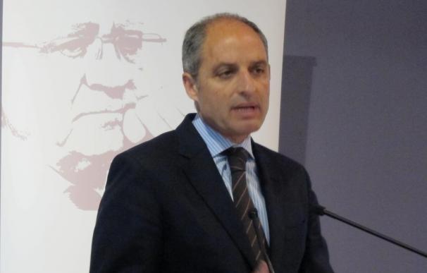 Francisco Camps, citado a declarar como testigo este martes en Valencia