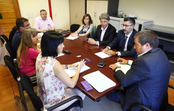Gobierno de Aragón y Ayuntamiento de Zaragoza simplifican trámites para obtener el permiso de construcción