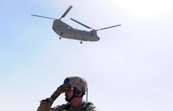 Se estrella un helicóptero de la OTAN en el sureste de Afganistán
