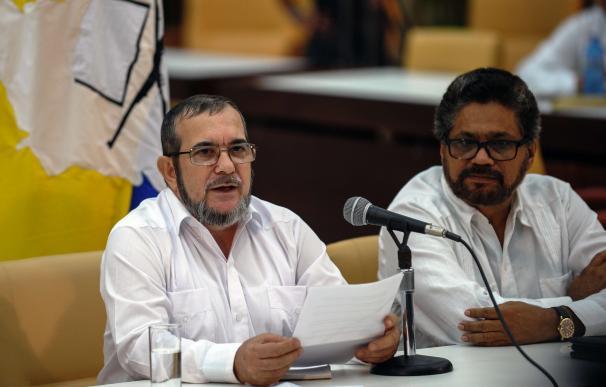 El líder de las FARC, Rodrigo Londoño Echeverri, alias 'Timochenko'/AFP