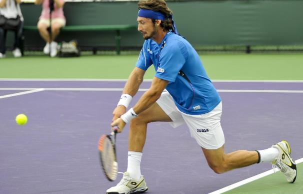 Juan Carlos Ferrero se clasifica para disputar los octavos de final del torneo de Miami