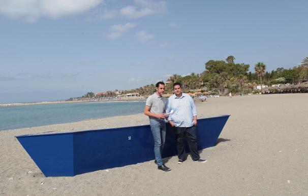 El Ayuntamiento de Marbella eleva a 45 los puntos de moragas repartidos por las playas