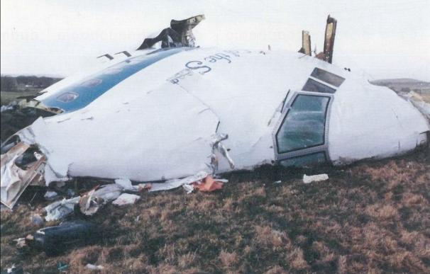 Uno de los terroristas del avión de Lockerbie está encerrado en una cárcel libia