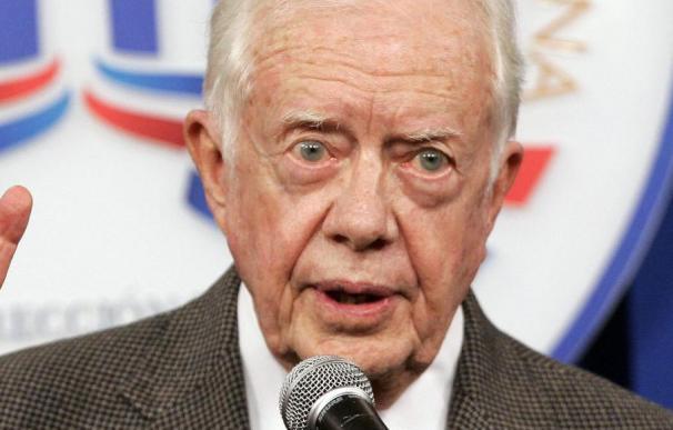 El ex presidente de EEUU Jimmy Carter gana el Premio Internacional Catalunya