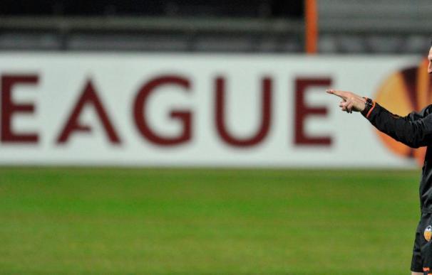 Valencia y Atlético proyectan a Europa un clásico del fútbol español