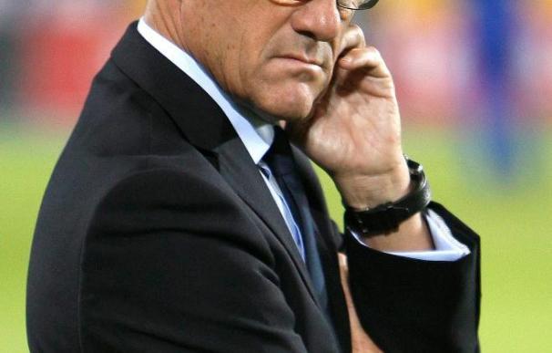 """Capello cree que """"España es favorita para ganar el Mundial de Sudáfrica"""""""