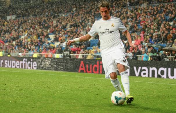 El Real Madrid confirma la cesión de Fabio Coentrao al Sportung de Portugal
