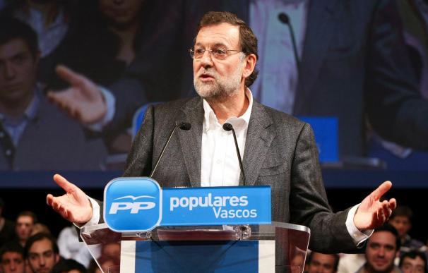 Rajoy pide al Constitucional que dicte ya una sentencia sobre el Estatuto de Cataluña