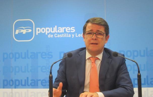 Mañueco fía a 2019 la decisión sobre su candidatura a la Presidencia de la Junta de CyL